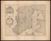Hibernia Regnum Vulgo Ireland;apud Guiljelmum Blaeu – הספרייה הלאומית