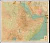 Ethiopia and adjoining territories;edited by J. Bartholomew.