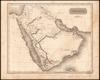 Arabia;Drawn by A. Arrowsmith ; Engrved by Sidy. Hall – הספרייה הלאומית