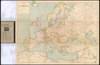 Freytag & Berndt's handkarte von Europa – הספרייה הלאומית