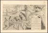 Canale di Constantinopoli Già detto Bosforo Tracio;Descritto dal P. Cosmografo Coronelli.