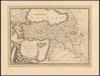 La Turchia Asiatica;Delineata... Ultime osservazioni /;Gio . Ma. Cassini Som. inc – הספרייה הלאומית