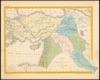 Carte de la Turquie d'Asia;Dressée par P. Bineteau ; Gravé par Schreiber – הספרייה הלאומית