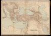 Carte Générale des provinces Européennes et Asiatiques de l'Empire Ottoman;(sans l'Arabie) /;dressée par Henri Kiepert – הספרייה הלאומית