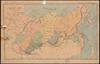 מפת רוסיא האזיאטית;טורקעסטאן וערבות קירגיז /;מלאכת שלמה מאנדעלקערן – הספרייה הלאומית