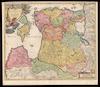 Ducatuum Livoniae et Curlandiae cum vicinis Insulis Nova Exhibitio Geographica;editore Ioh. Baptista Homanno.