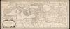 Carte Des Quatre Grandes Monarchies, des Aßiriens, des Perses, des Grecs, et des Romains;Dressée pour bien entendre l'Histoire Sainte, l'Histoire Prophane, et Particulierement Celle de Flavius Joseph – הספרייה הלאומית
