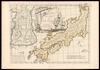 Carte du Japon et de la Corée;Par le Sr. le Rouge – הספרייה הלאומית