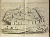 Veüe de la ville d'Antioche sur l'oronte;En l'état ou elle étoit en 1630 – הספרייה הלאומית