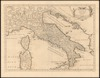 Italiae antiquae delineatio;Auctore Philippo Cluverio – הספרייה הלאומית