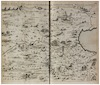 [Six maps of the Tribes after Horinus-Adrichom on a reduced scale]