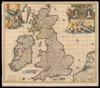 Accuratissima Angliae, Scotiae Et Hiberniae Tab.;denuo in lucem edita à Carolo Allard – הספרייה הלאומית