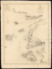 The Archipelago; Lemnos, Samothraki, Mityleni &c. With The Coasts Of Turkey And Asia-Minor, The Dardanelles And Gulf Of Adramyti /; Surveyed by... R.Copeland and T.Graves 1833-1844 ; J.&C.Walker Sculpt – הספרייה הלאומית