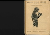 Arabic folk songs : for the 1945 : Palestine transjordan.