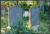 Tombstone of Rabbi John Cohn & his wife Roza in Wrocław – הספרייה הלאומית