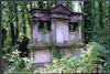 Jewish Cemetery in Warsaw Tombstone of Mathias Bersohn, 1908 – הספרייה הלאומית