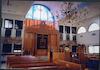 Keter Torah Or Synagogue in Moshav Yatsits, interior Interior – הספרייה הלאומית