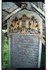 Jewish cemetery in Buhuşi Tombstone of Rabbi Yaakov son of Moshe Nahman of Iaşi – הספרייה הלאומית
