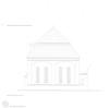 Design for the Communal Synagogue in Halberstadt Design – הספרייה הלאומית