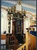 Kehilat Yaakov Synagogue in Jerusalem, Torah ark – הספרייה הלאומית