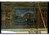 Great Synagogue in Botoșani-Main prayer hall - Vault decoration Wall painting – הספרייה הלאומית