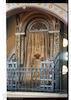 Torah ark kept in the Sinagoga Unirea Sfântă in București (Bucharest) – הספרייה הלאומית