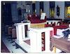 Small (Yad lezikaron or Burla) Synagogue in Thessaloniki Interior – הספרייה הלאומית