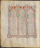 Munich Sephardi Massoretic Bible Fol. 20 – הספרייה הלאומית
