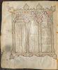 Munich Sephardi Massoretic Bible Fol. 437 – הספרייה הלאומית