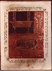 Ambrosian Catalan Bible Fol. 1v – הספרייה הלאומית