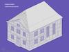 3D computer model of the Synagogue in Burgdorf 3D computer model – הספרייה הלאומית