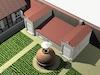 3D computer model of the Mikveh in Schwedt/Oder 3D computer model – הספרייה הלאומית