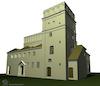 3D computer model of the Great Synagogue in Lutsk 3D computer model – הספרייה הלאומית