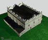3D computer model of the Great Synagogue in Sharhorod 3D computer model – הספרייה הלאומית