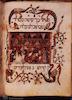 Barcelona Haggadah Fol. 27v – הספרייה הלאומית