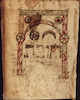 Ambrosian Italian Miscellany Fol. 1 – הספרייה הלאומית