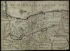 Land Kaart van Palestinen of't Heilige Land;by H.W. van Welbergen – הספרייה הלאומית