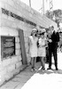 Inauguration of the Rothberg Amphitheatre on Mount Scopus.: