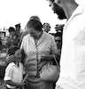 PM Golda Meir visiting the Golan Hights.