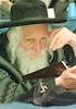 A Jewish Orthodox at pray – הספרייה הלאומית