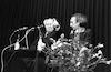 A lectural discussion between David Ben Gurion and Abba Kovner – הספרייה הלאומית