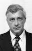 Ariel Sharon shortly after leaving the IDF and joined the political life.: