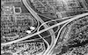 A cross road of St. Louis seen from an airplane – הספרייה הלאומית