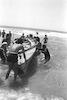 A boat of a nautical school drowned in the Tel Aviv sea shore – הספרייה הלאומית
