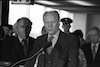 Former US President of State Gerald Ford arrived to Israel for a 4 days visit.