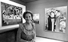 Opening a private museum by Ester Rubin, wife of the famous Israeli painter Reuven Rubin.