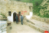 Reconstruction of the Old City of Tzfat.