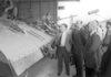 German Defence Minister Manfred Werner visited the Merkava Tank enterprises.