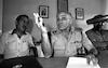 Commander of the Tel Aviv District in a press conference on rape – הספרייה הלאומית