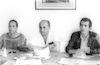 A Press Conference with singer Margalit Tzanani – הספרייה הלאומית